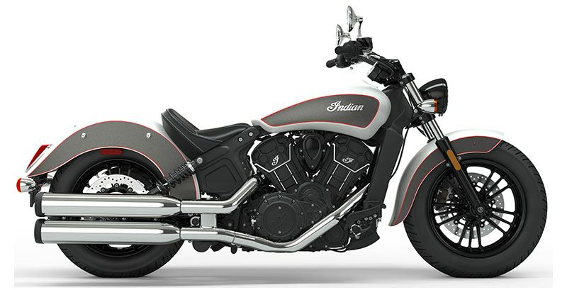2020 Indian Scout® Sixty ABS in Racine, Wisconsin - Photo 3