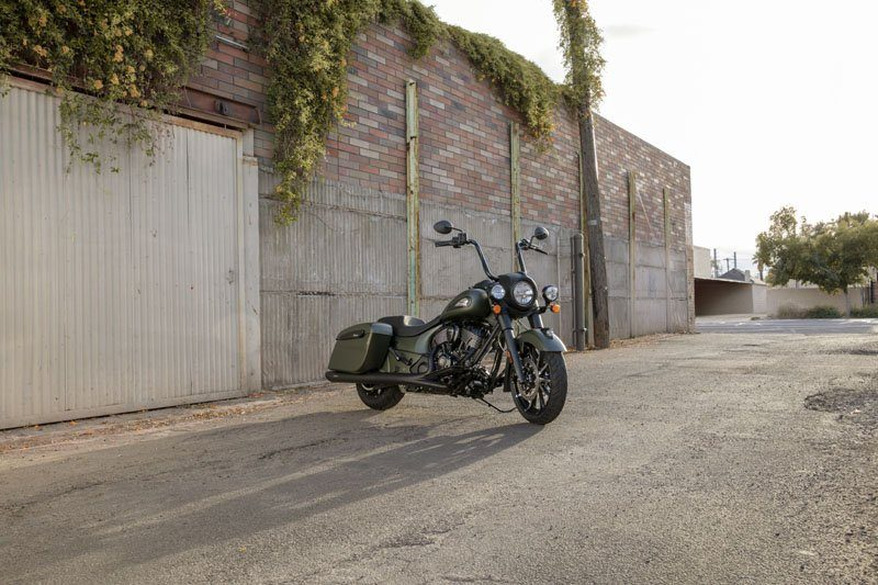 2020 Indian Springfield® Dark Horse® in Hollister, California - Photo 13