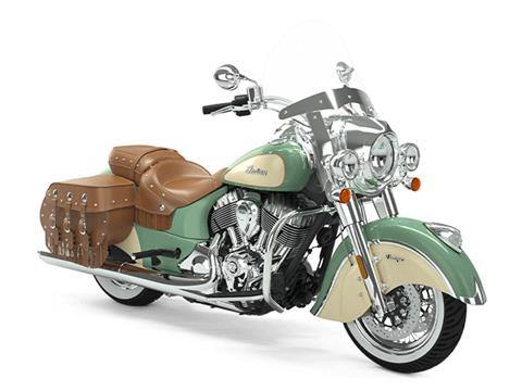 2020 Indian Chief® Vintage ABS in Fort Worth, Texas - Photo 1