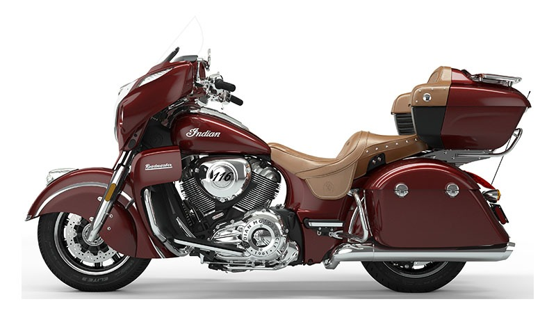 2020 Indian Roadmaster® in New York, New York - Photo 4