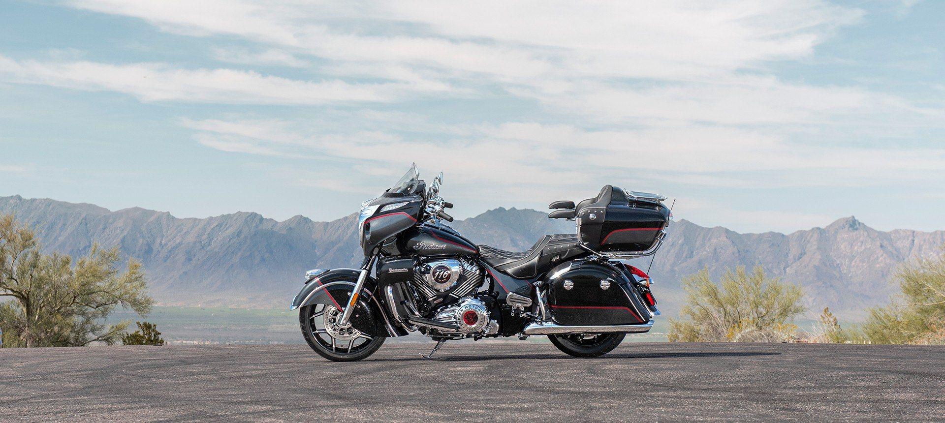 2020 Indian Roadmaster Elite in Mineola, New York - Photo 3