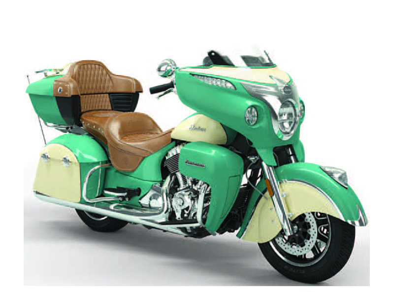 2020 Indian Roadmaster® Icon Series in Fleming Island, Florida - Photo 1