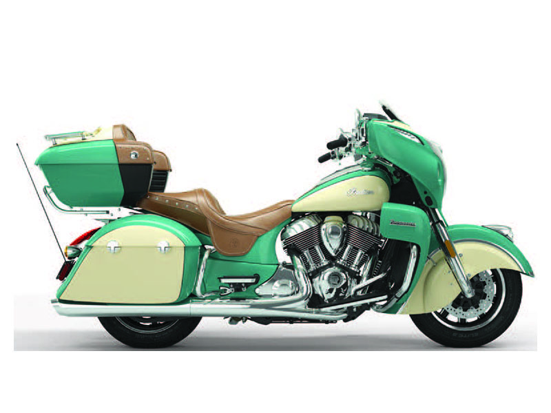 2020 Indian Roadmaster® Icon Series in Panama City Beach, Florida - Photo 2