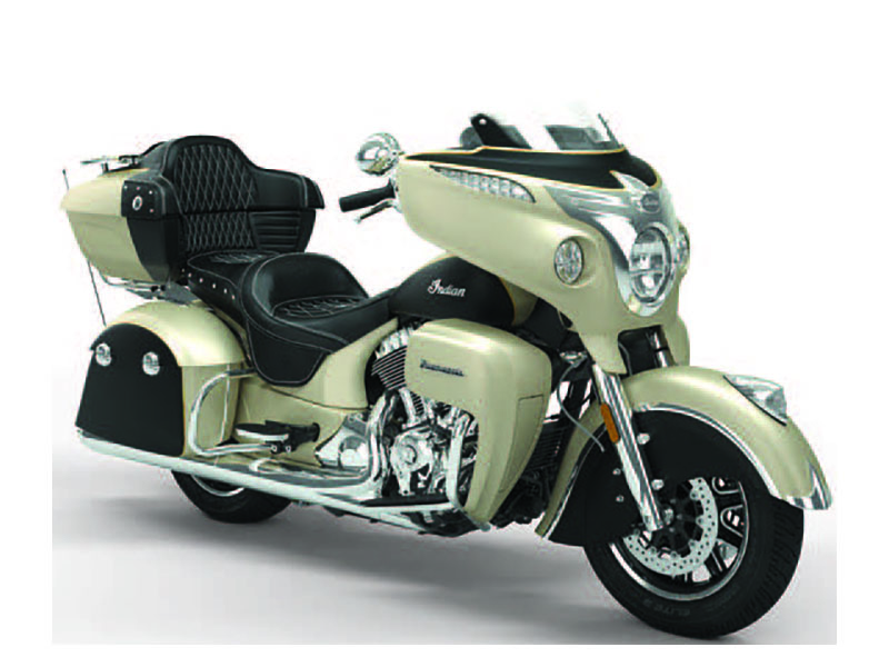 2020 Indian Roadmaster® Icon Series in Elkhart, Indiana - Photo 1