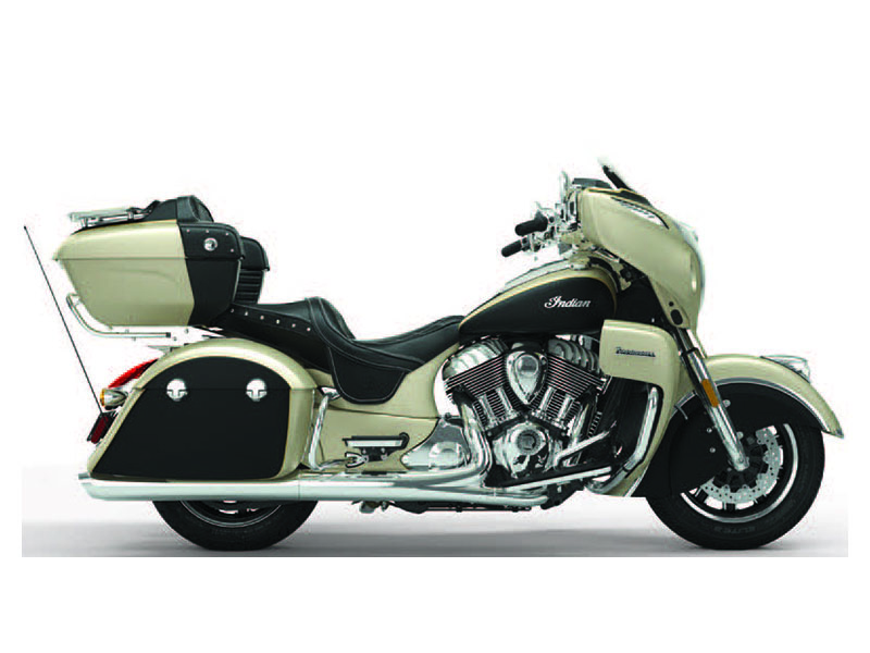2020 Indian Roadmaster® Icon Series in Fleming Island, Florida - Photo 2