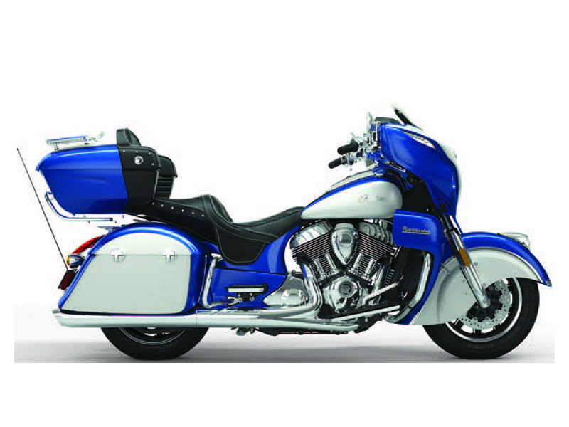 2020 Indian Roadmaster® Icon Series in Saint Clairsville, Ohio - Photo 2