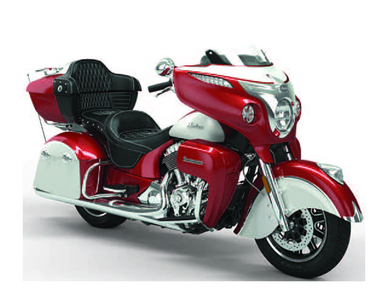2020 Indian Roadmaster® Icon Series in Mineola, New York - Photo 1