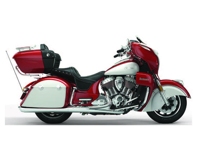 2020 Indian Roadmaster® Icon Series in Fredericksburg, Virginia - Photo 2