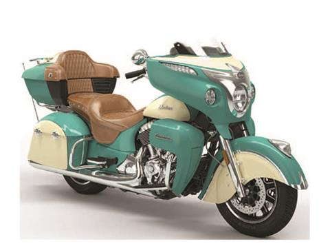 2020 Indian Roadmaster® Icon Series in Hollister, California