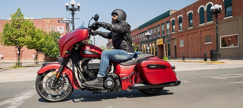 2021 Indian Chieftain® Dark Horse® in Westfield, Massachusetts - Photo 6