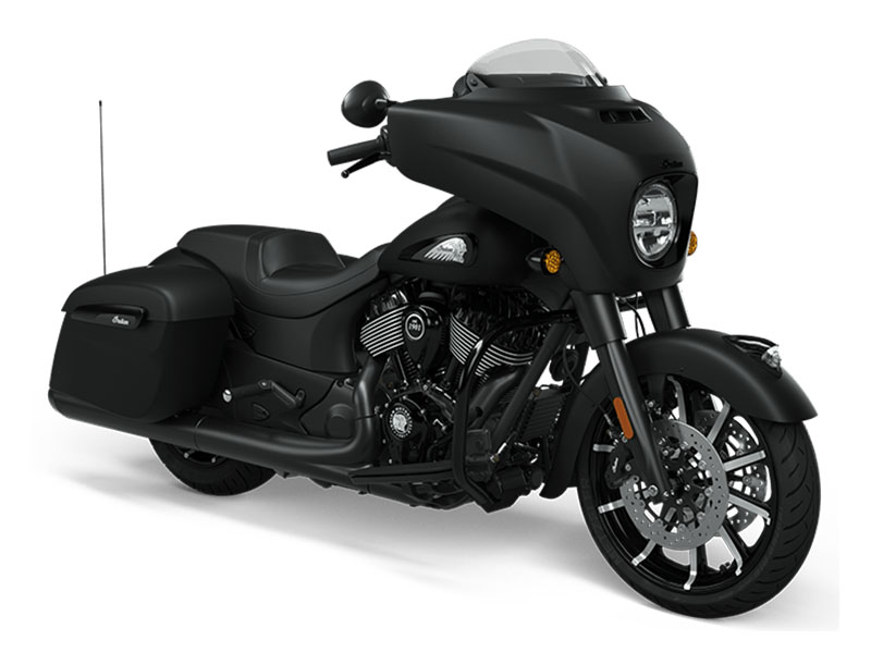 2021 Indian Chieftain® Dark Horse® in Adams Center, New York - Photo 1