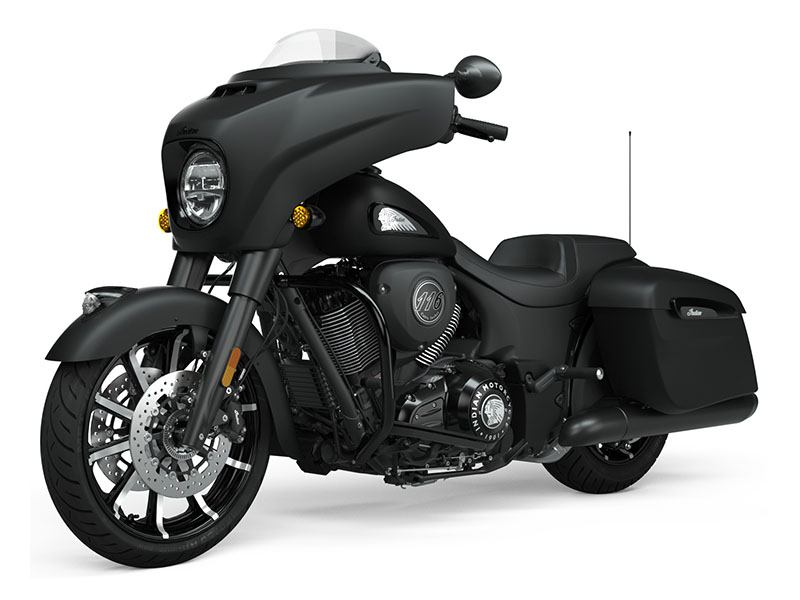2021 Indian Chieftain® Dark Horse® in Westfield, Massachusetts - Photo 2