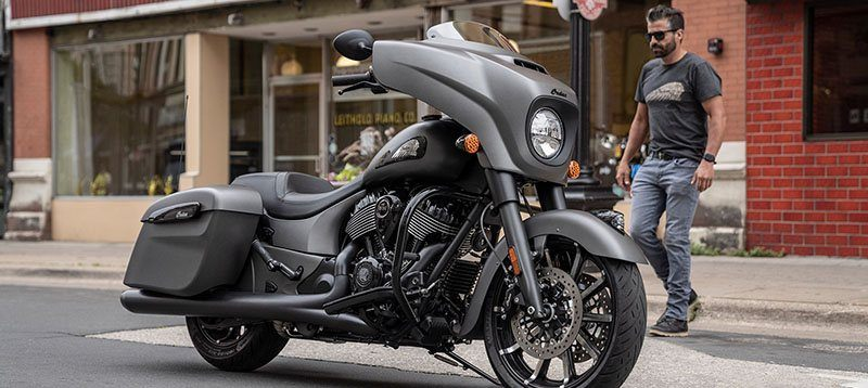 2021 Indian Chieftain® Dark Horse® in EL Cajon, California - Photo 9