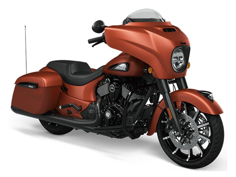 2021 Indian Chieftain® Dark Horse® Icon in Saint Clairsville, Ohio - Photo 1
