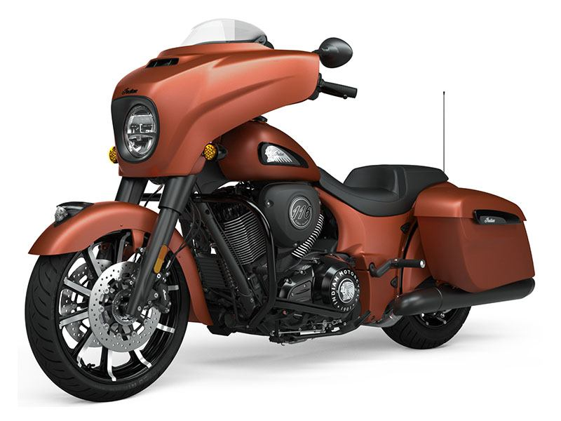 2021 Indian Chieftain® Dark Horse® Icon in Adams Center, New York - Photo 2