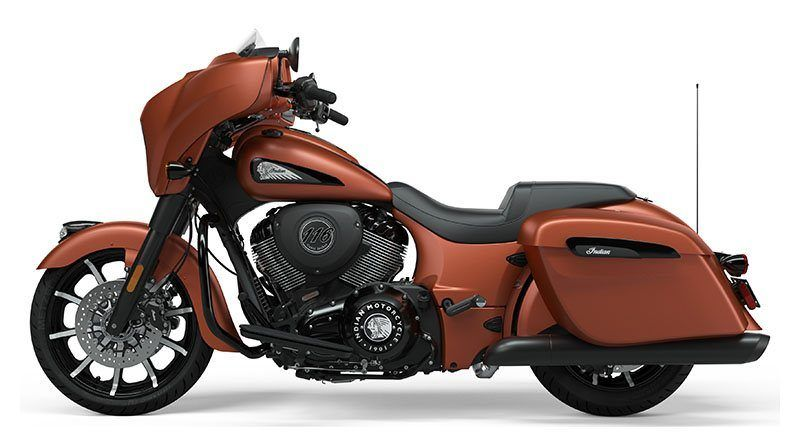2021 Indian Chieftain® Dark Horse® Icon in Adams Center, New York - Photo 4