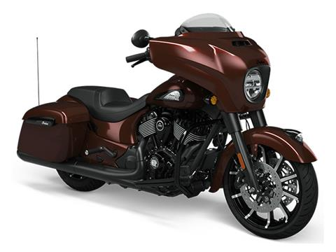 2021 Indian Chieftain® Dark Horse® Icon in Staten Island, New York - Photo 1