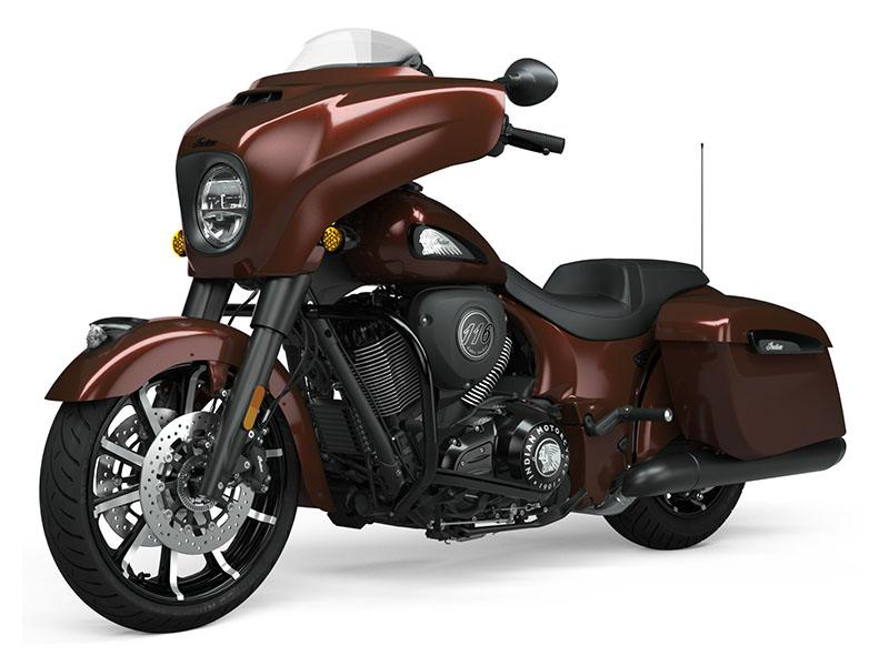 2021 Indian Chieftain® Dark Horse® Icon in Fredericksburg, Virginia - Photo 2