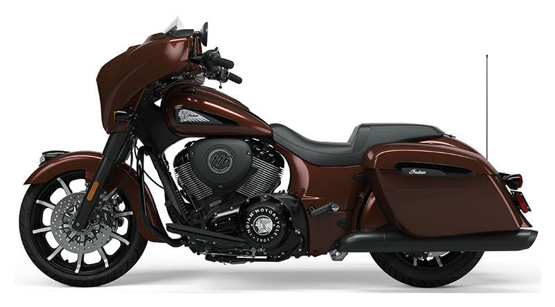 2021 Indian Chieftain® Dark Horse® Icon in Broken Arrow, Oklahoma - Photo 4