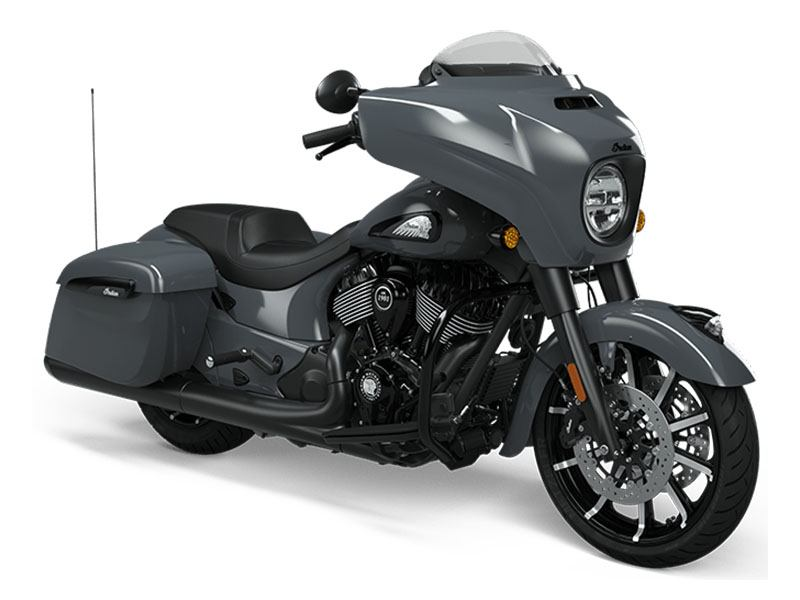 2021 Indian Chieftain® Dark Horse® Icon in Farmington, New York - Photo 1