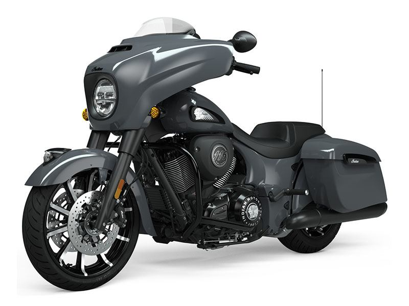 2021 Indian Chieftain® Dark Horse® Icon in Norman, Oklahoma - Photo 2