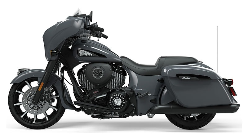 2021 Indian Chieftain® Dark Horse® Icon in Norman, Oklahoma - Photo 4