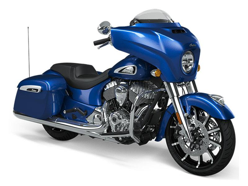 2021 Indian Chieftain® Limited in Broken Arrow, Oklahoma - Photo 1