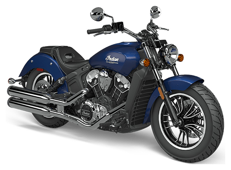 2021 Indian Scout® ABS in De Pere, Wisconsin - Photo 1