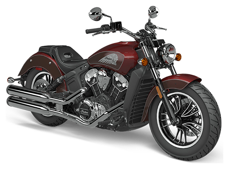2021 Indian Scout® ABS in Waynesville, North Carolina - Photo 1