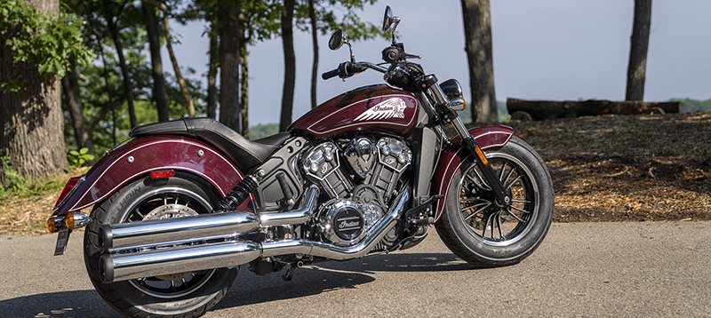 2021 Indian Scout® ABS in Panama City Beach, Florida - Photo 10