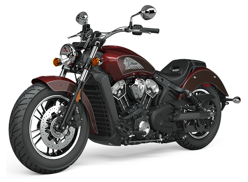 2021 Indian Scout® ABS in Hollister, California - Photo 2