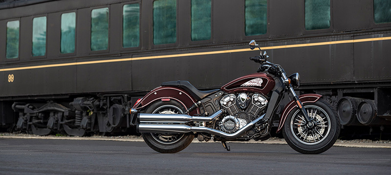 2021 Indian Scout® ABS in Hollister, California - Photo 16