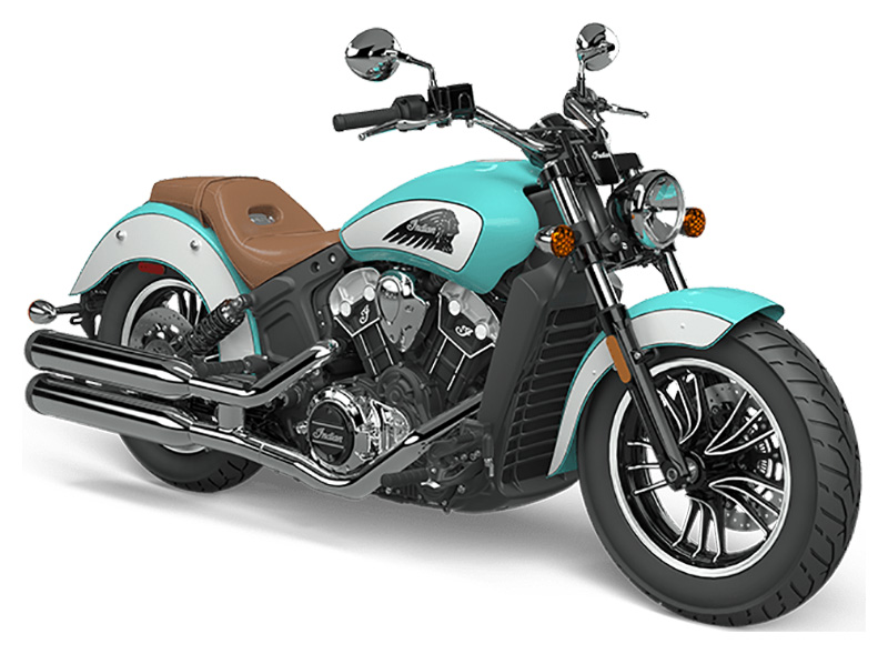 2021 Indian Scout® ABS Icon in Mineola, New York - Photo 1