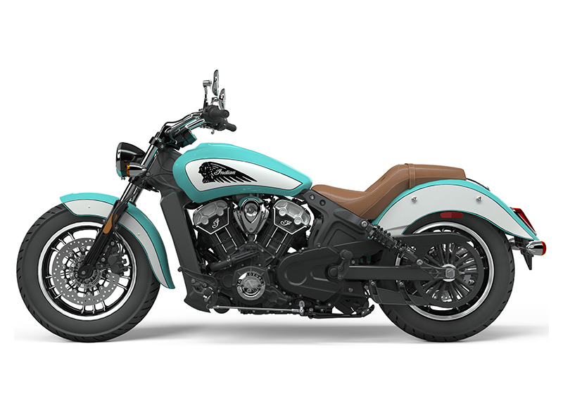 2021 Indian Scout® ABS Icon in Neptune, New Jersey - Photo 4