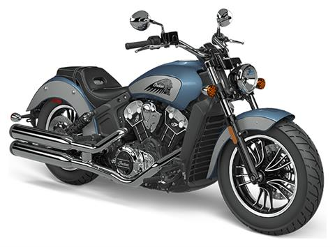 2021 Indian Scout® ABS Icon in Broken Arrow, Oklahoma - Photo 1