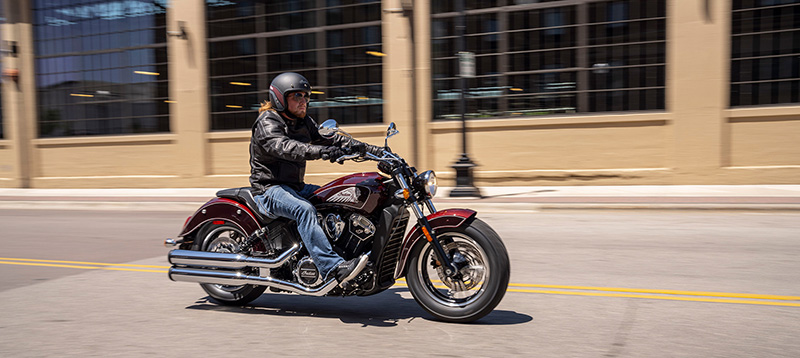 2021 Indian Scout® ABS Icon in Cedar Rapids, Iowa - Photo 6