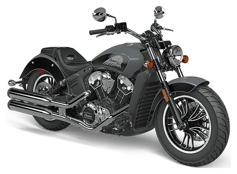 2021 Indian Scout® ABS Icon in Chesapeake, Virginia - Photo 1