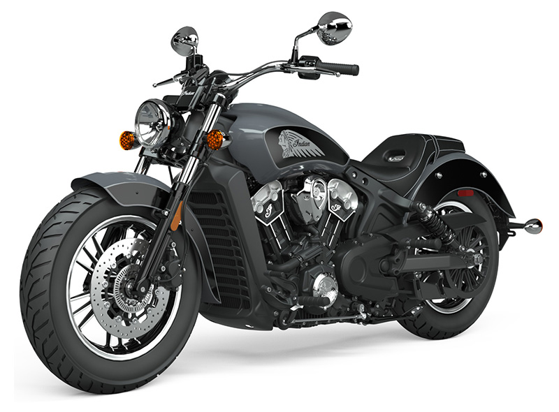 2021 Indian Scout® ABS Icon in Panama City Beach, Florida - Photo 2