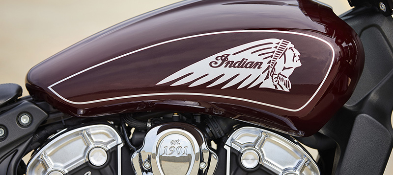 2021 Indian Scout® ABS Icon in Cedar Rapids, Iowa - Photo 7