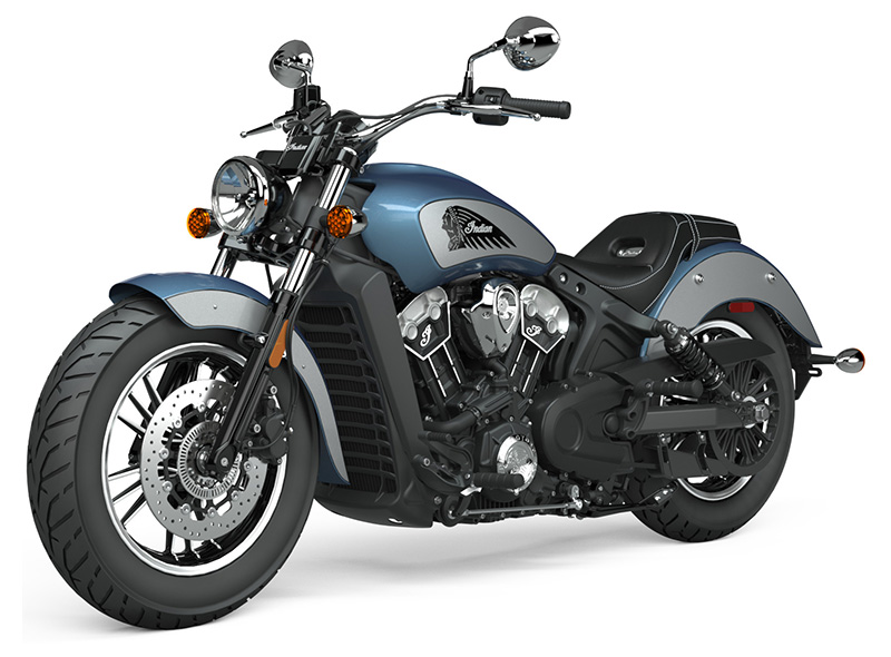 2021 Indian Scout® ABS Icon in EL Cajon, California - Photo 2