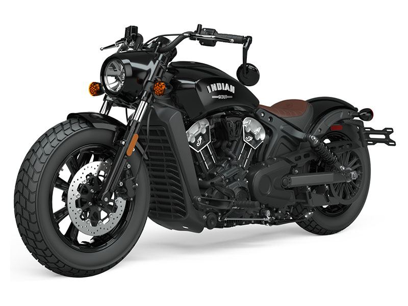 2021 Indian Scout® Bobber in Ottumwa, Iowa - Photo 2