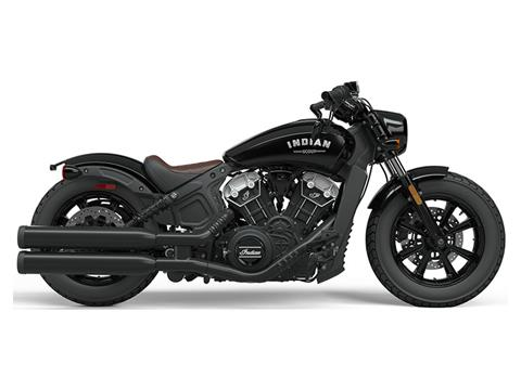 2021 Indian Scout® Bobber in Farmington, New York - Photo 3