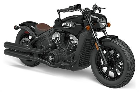 2021 Indian Scout® Bobber ABS in Cedar Rapids, Iowa