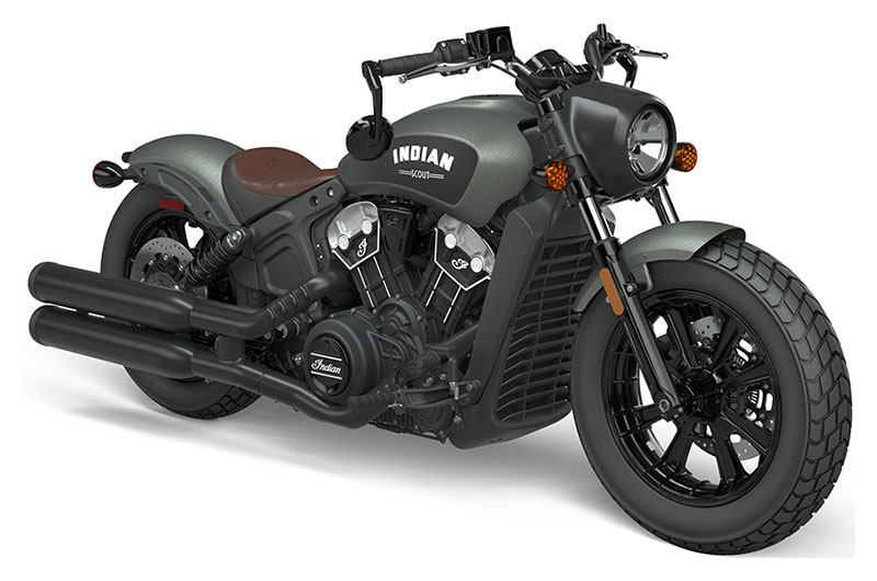 2021 Indian Scout® Bobber ABS in Fort Worth, Texas - Photo 1