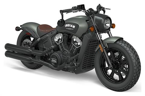 2021 Indian Scout® Bobber ABS in Tyler, Texas - Photo 1
