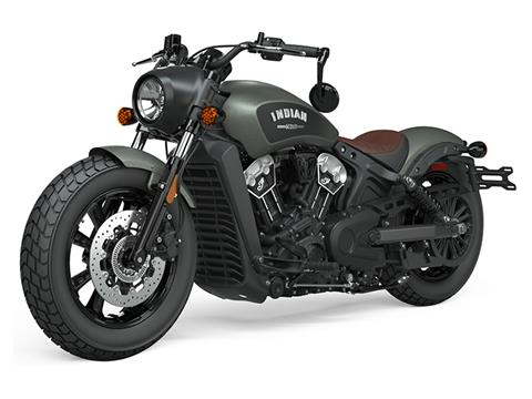 2021 Indian Scout® Bobber ABS in Idaho Falls, Idaho - Photo 2