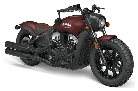 2021 Indian Scout® Bobber ABS in Elkhart, Indiana - Photo 1