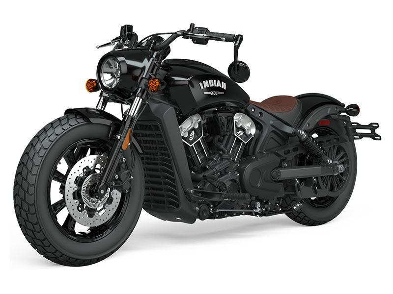 2021 Indian Scout® Bobber ABS in Saint Clairsville, Ohio - Photo 2