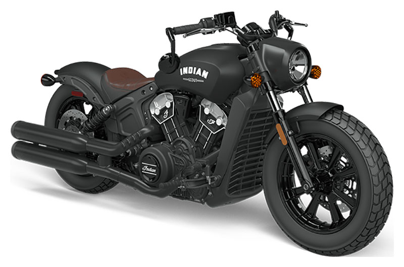 2021 Indian Scout® Bobber ABS in Bristol, Virginia
