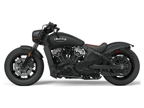 2021 Indian Scout® Bobber ABS in Marietta, Georgia - Photo 4